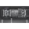 理想ONE专用阻尼平衡杆 液压防倾杆汽车防护免打孔改装件外饰配件